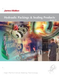 Hydraulic Packings & Sealing Products