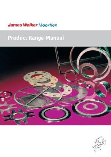 Product Range Manual