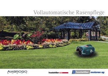 Ambrogio-Robot Katalog 2013 - Klaus-Häberlin AG