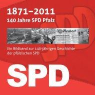 140 Jahre SPD Pfalz - Dr. Klaus Jürgen Becker
