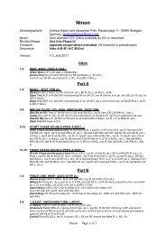 Intro Part A Part B - Klaus-Voelkl.de