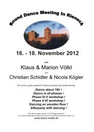 Download Flyer Burg Rieneck 2012 - Klaus-Voelkl.de