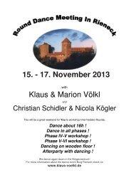 Download Flyer Burg Rieneck 2013 - Klaus-Voelkl.de