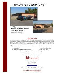 flyer - Kasten Long Commercial Group