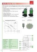 EVAK pumper type E katalog - Brd. Klee A/S - Page 6