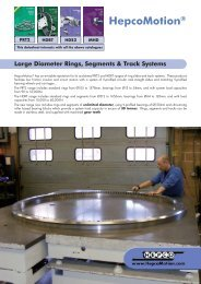 HDRT Large Diameter Rings and Segments.indd - Brd. Klee A/S