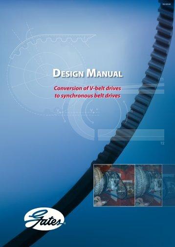 Drive Design manual - Brd. Klee A/S