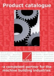 Total Product catalogue - Brd. Klee A/S