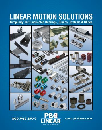LINEAR MOTION SOLUTIONS - Brd. Klee A/S