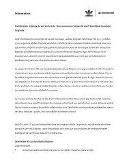 adidas Originals launches its blue label collection ... - Klein + Hummel
