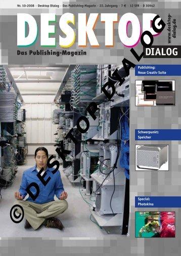 Desktop Dialog Nr. 10-2008