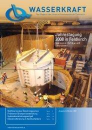 WASSERKRAFT - Kleinwasserkraft Österreich