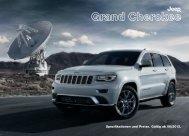 Daten und Preise - Jeep