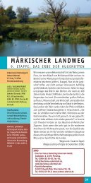 MÄRKISCHER LANDWEG - Klepper
