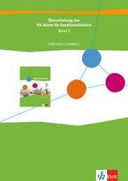 Überarbeitung des IGL-Buchs für Gesellschaftslehre Band 3