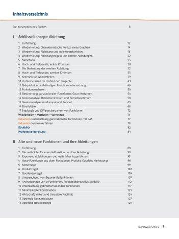 Schuljahr L sungen - Lambacher-Schweizer Kursstufe Baden-W rttemberg