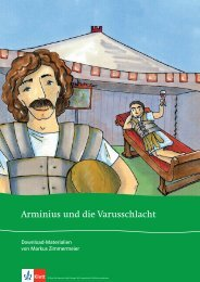 667003 Arminius Download - Ernst Klett Verlag