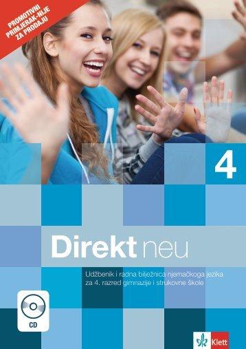 CD PROMOTIVNI PRIMJERAK-NIJE ZA PRODAJU - Klett Verlag
