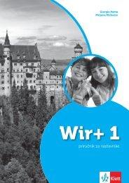 Wir+ 1 - Klett Verlag