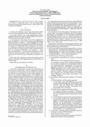 Verordnung NSG-Selter - Klettern im Norden