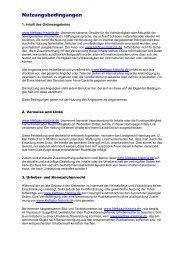 Nutzungsbedingungen (PDF)