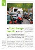 Klimafreundlich leben in der Stadt - Forschungsprojekt KlimaAlltag - Seite 4