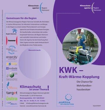 KWK – - Klimaschutzportal der Region Hannover