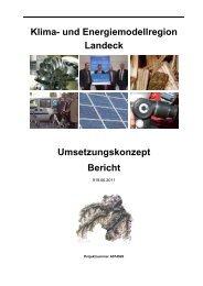 Als Downlaod - Übersichtskarte der Klima- und Energie ...