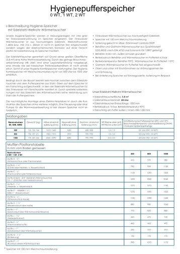 Hygienespeicher 500 - 1000 Liter.pdf - Klimaworld24
