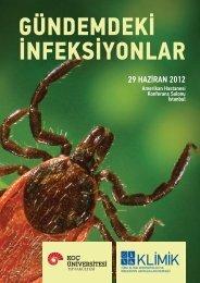Gündemdeki İnfeksiyonlar – İstanbul - Klimik