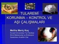F. Tularensis - Klimik