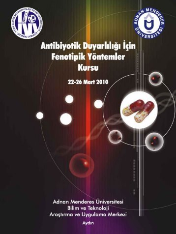 Antibiyotik Duyarlılığı İçin Fenotipik Yöntemler Kursu - Klimik