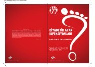 Diyabetik Ayak İnfeksiyonları 8-9 Ekim 2011 Davetiye - Klimik