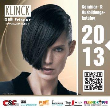 herunterladen - KLINCK DER Friseur