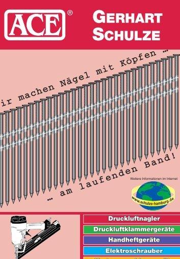 4276 ACE Schulze 02.02.09 - Gerhart Schulze GmbH