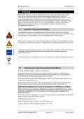 Bedienungsanleitung - Kling und Freitag - Seite 5
