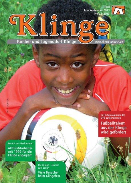 klingefest 2013 - Kinder- und Jugenddorf Klinge, Seckach