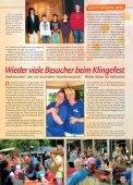 klingefest 2013 - Kinder- und Jugenddorf Klinge, Seckach - Page 7