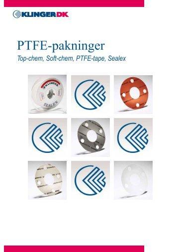 PTFE-pakninger - Klinger Danmark A/S