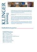PTFE-pakninger - Klinger Danmark A/S - Page 2