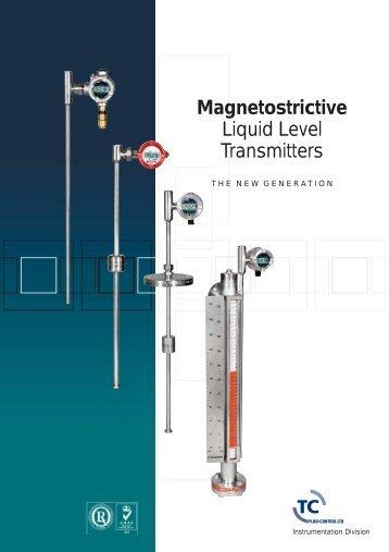 Magnetostrictive Liquid Level Transmitters