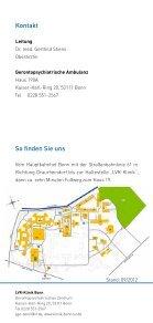 Gerontopsychiatrische Ambulanz - LVR-Klinik Bonn - Seite 6