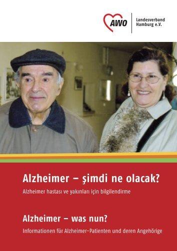 Alzheimer – s¸imdi ne olacak? - Bundesanzeiger Verlag