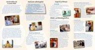 Patienten mit Tumoren der Verdauungsorgane - Klinik Reinhardshöhe
