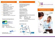 Flyer - Kliniken der Stadt Köln gGmbH
