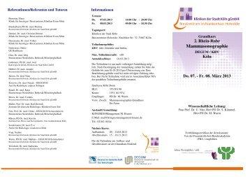 k ln 12 m rz 2013 einladung zur vorstellung der