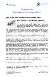 Presseinformation Geschenkgutschein zu Nikolaus verschenken