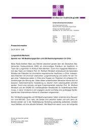 Presse-Information 24.07.2013 - 046 Lungenklinik Merheim ...