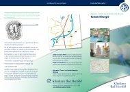 Tumorchirurgie - Klinikum Bad Hersfeld GmbH