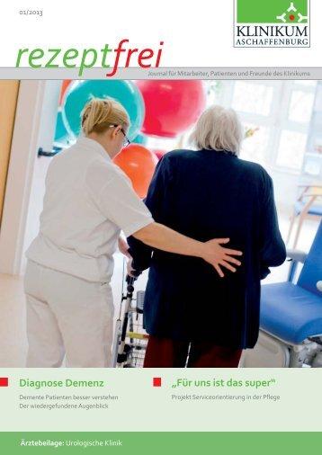 Ausgabe 2013 / 01 - Klinikum Aschaffenburg